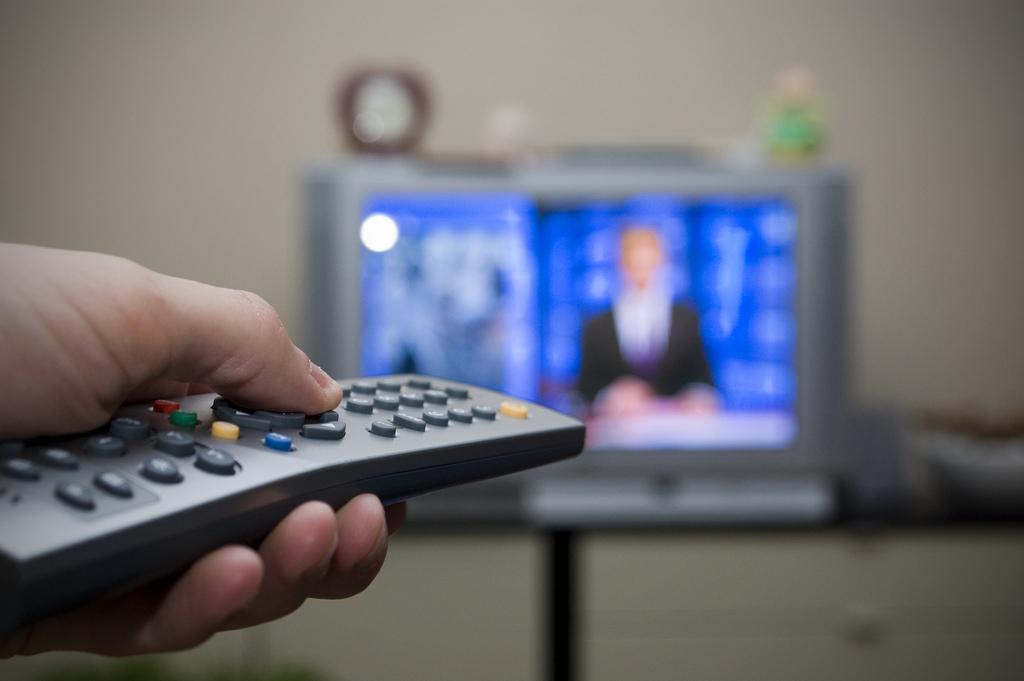 Farbfernsehen im dualen Rundfunk