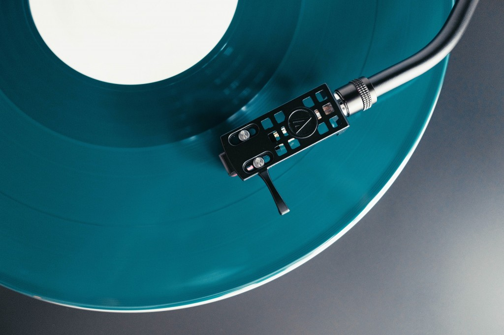 Vinyl Record Album Music Turntable